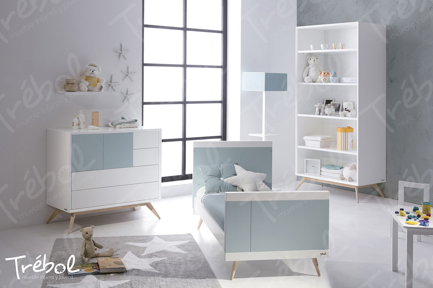 Infantil 16 tr bol mobiliario tienda decoraci n valencia interiorismo valencia - Mobiliario infantil valencia ...