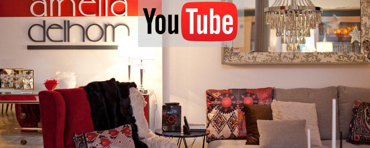 Amelia Delhom Youtube