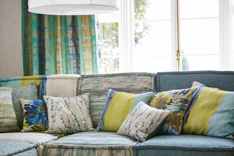 Tendencias textiles para el hogar tienda decoraci n for Interiorismo y decoracion en valencia