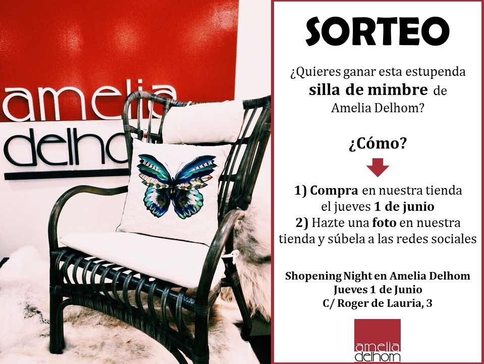 Sorteo Shopening Night AD